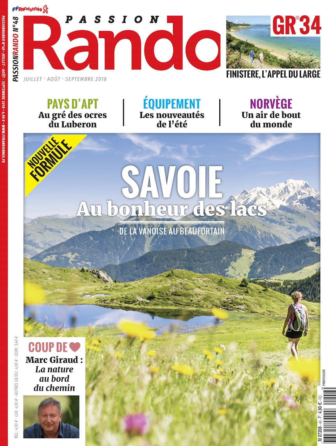 Couverture Passion Rando n° 48