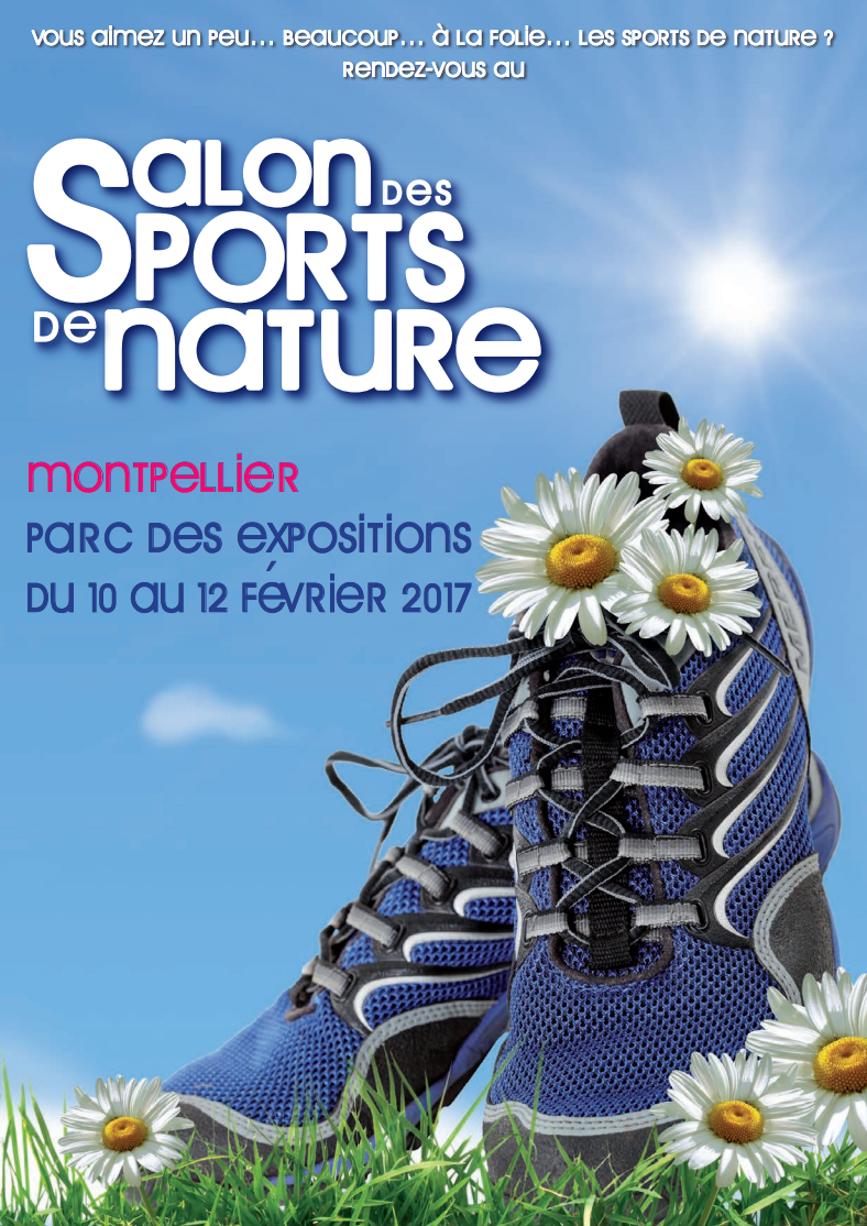 Salon des Sports de Nature - édition 2018 Montpellier