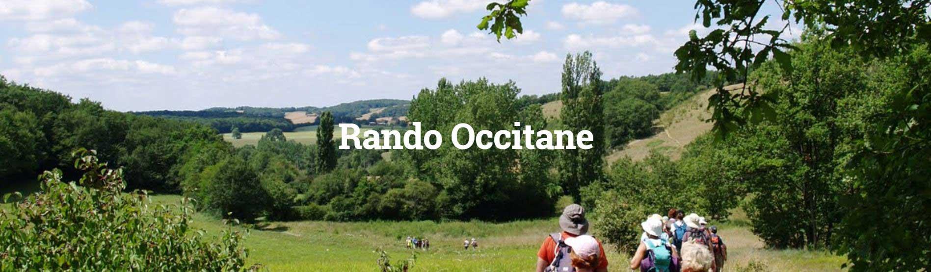 Le calendrier des Randos Occitanes est connu   Mon GR®