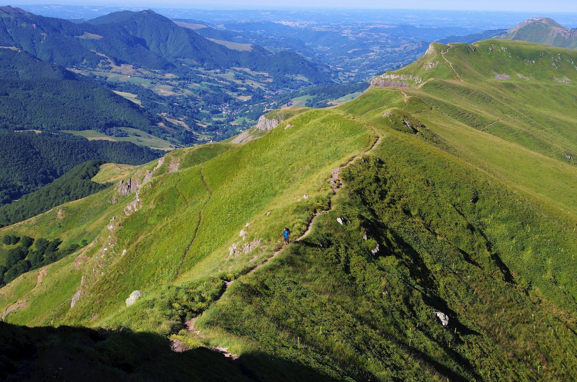 GR® 400 : tour des Volcans du Cantal