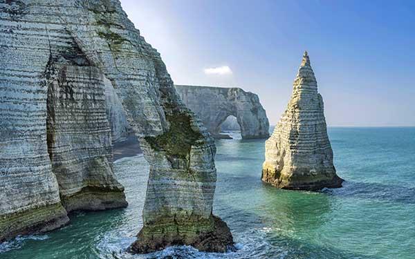 GR® 21 - Littoral de Normandie. © Francis CORMON / HEMIS