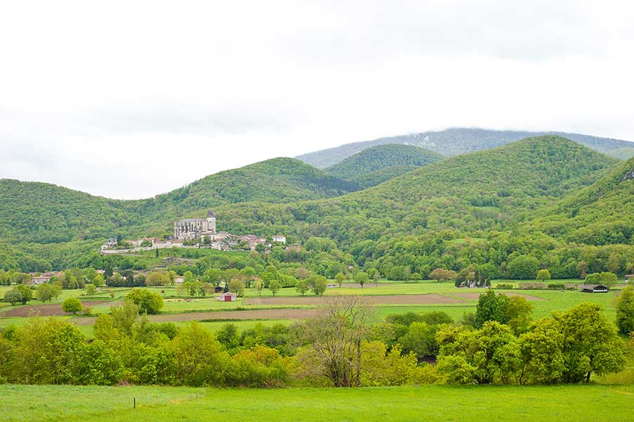 Jour 4 : Saint-bertrand-de-Comminges. © Johannes BRAUN