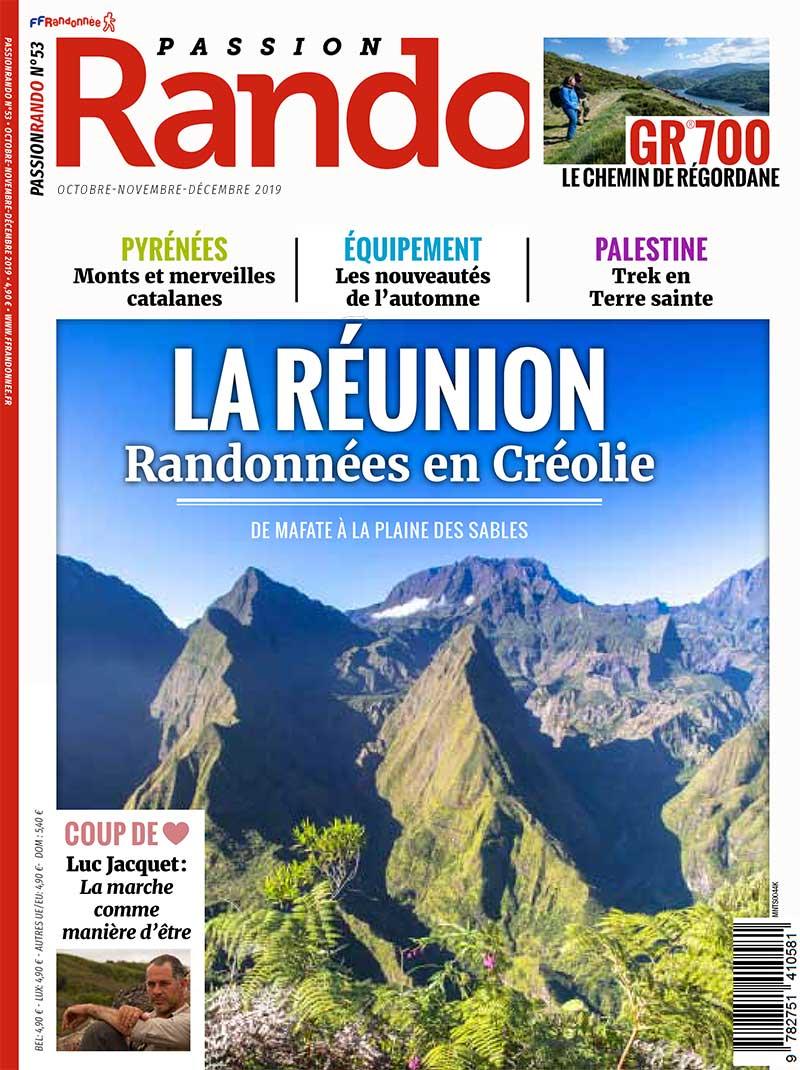Passion Rando n°53 - automne 2019