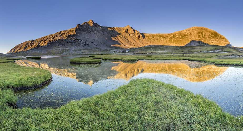 Ces GR® qui sillonnent le Parc national du Mercantour