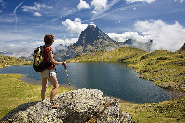 GR® 10 : la traversée des Pyrénées de Hendaye à Banyuls