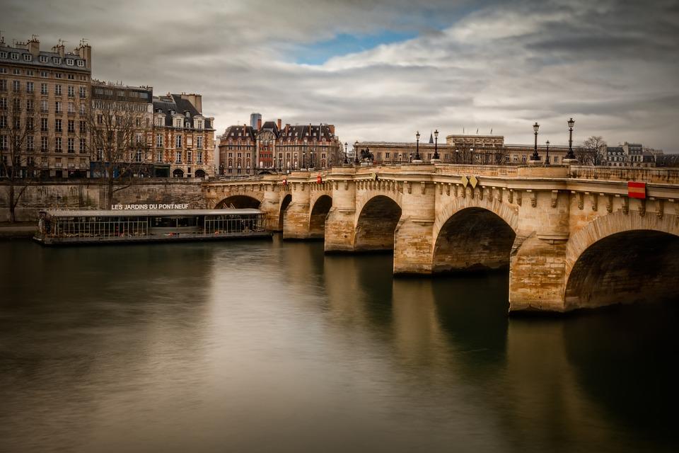 GR® 2 : au fil de la Seine