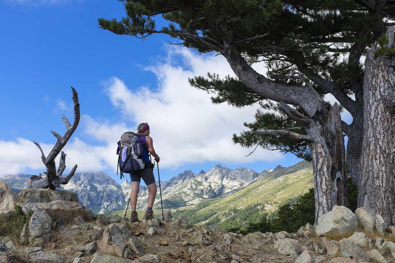 GR® 20 : à travers la montagne corse