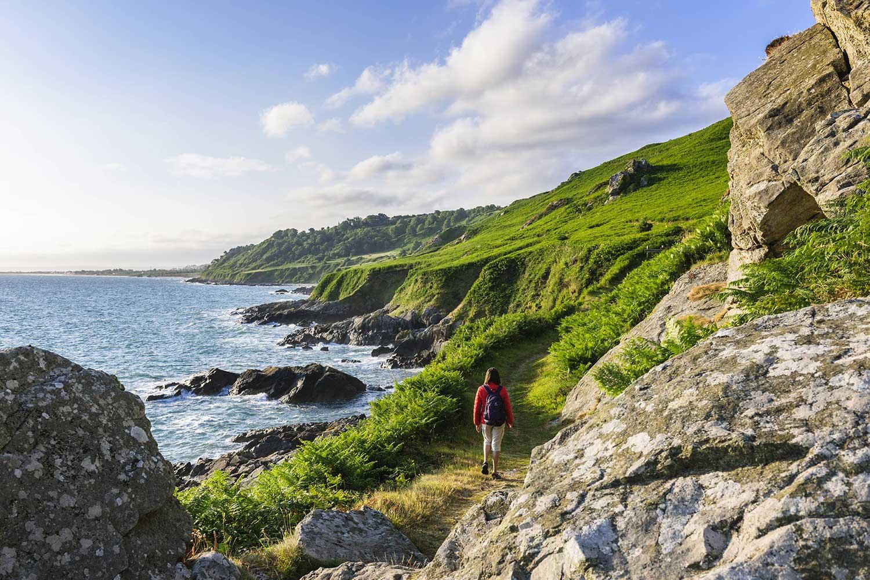 GR® 223 : du Pays d'Auge au Cotentin le long de la côte normande
