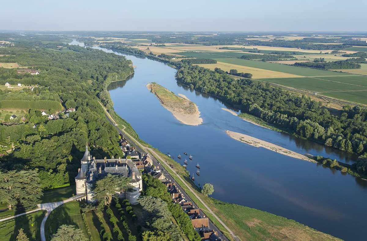 GR® 3 : la Loire sauvage à pied