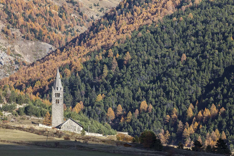 GR® 58 : le tour du Queyras à pied