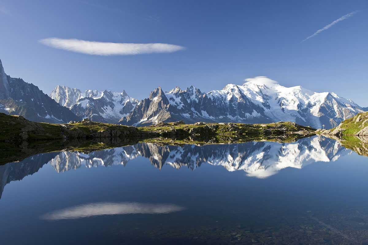 GR® Tour du Mont-Blanc : à saute-frontières