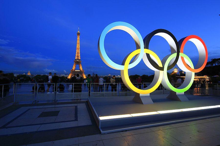 GR® Paris 2024 : randonnée Olympique