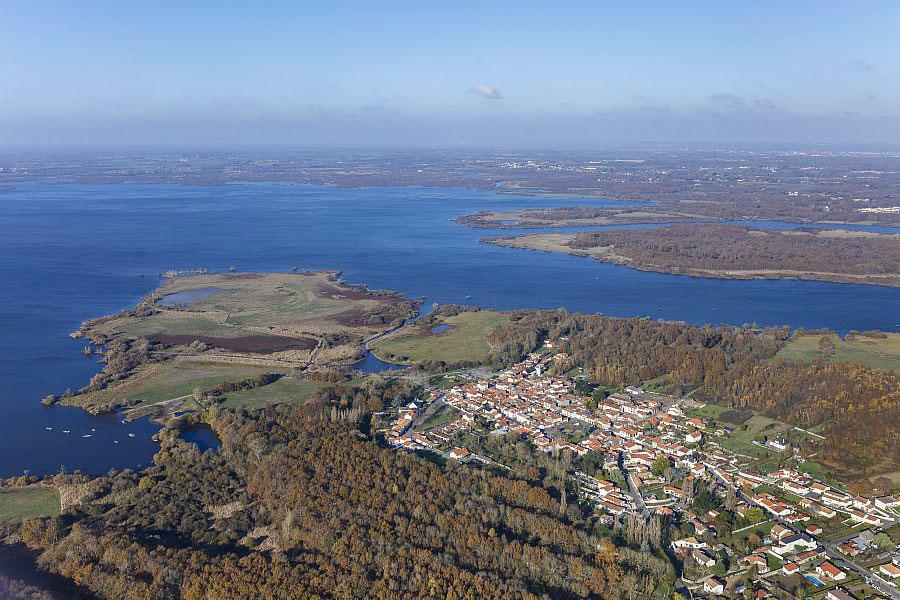 GR® de Pays : Tour du lac de Grand-Lieu