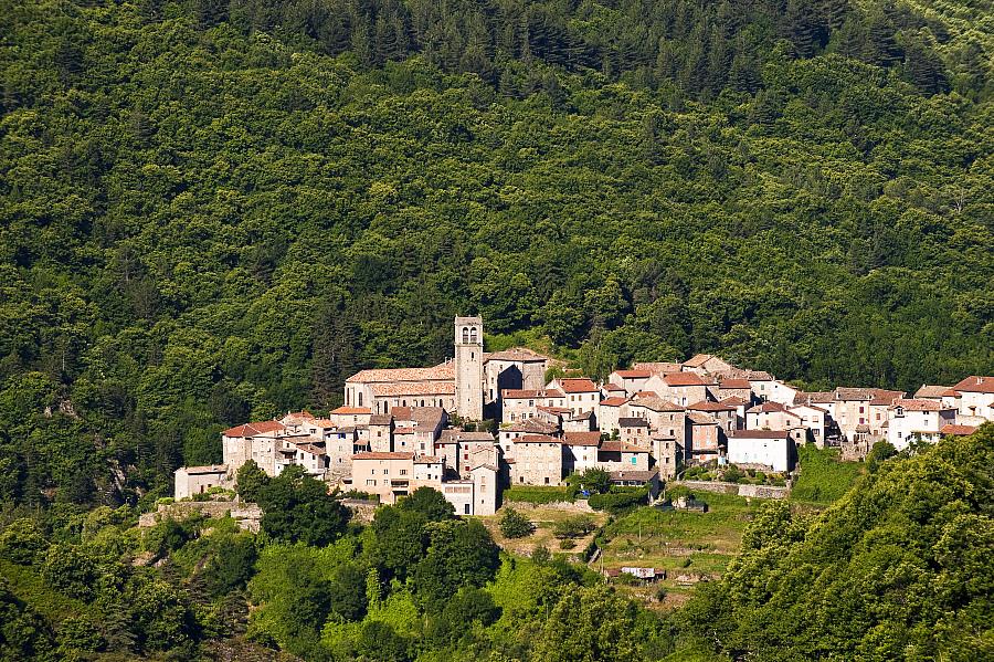 GR® de Pays Haute Cévenne d'Ardèche, partie orientale
