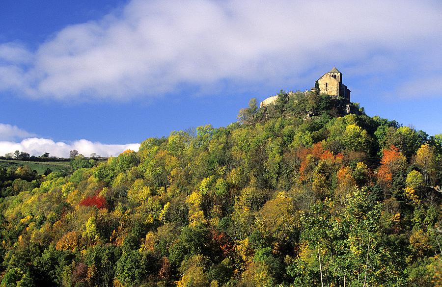 Le sentier GR® de Pays du Val d'Allier-B5