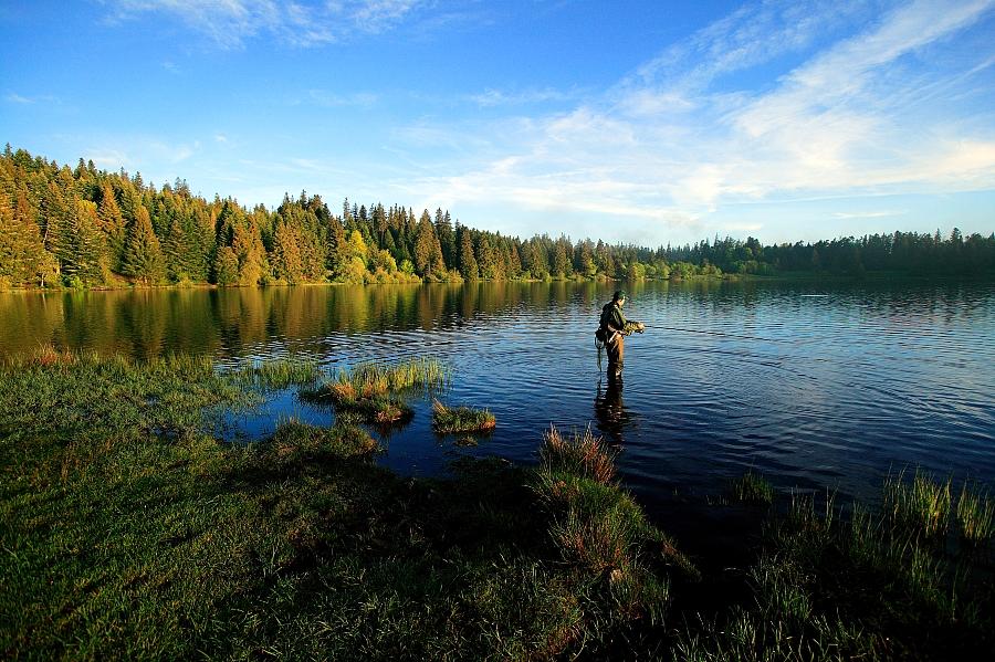 Le sentier GR®30 Tour des lacs d'Auvergne