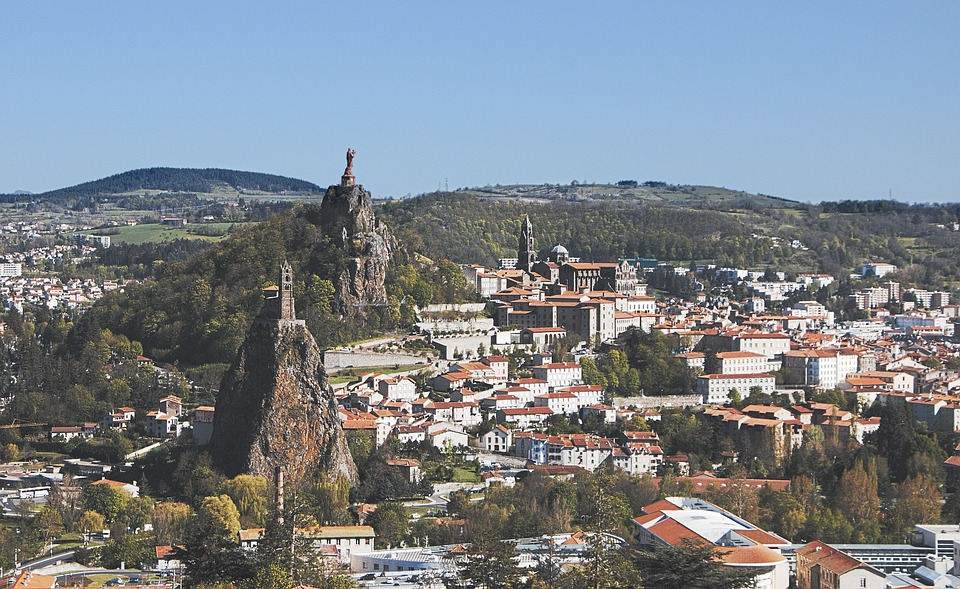 Saint-Jacques via Le Puy
