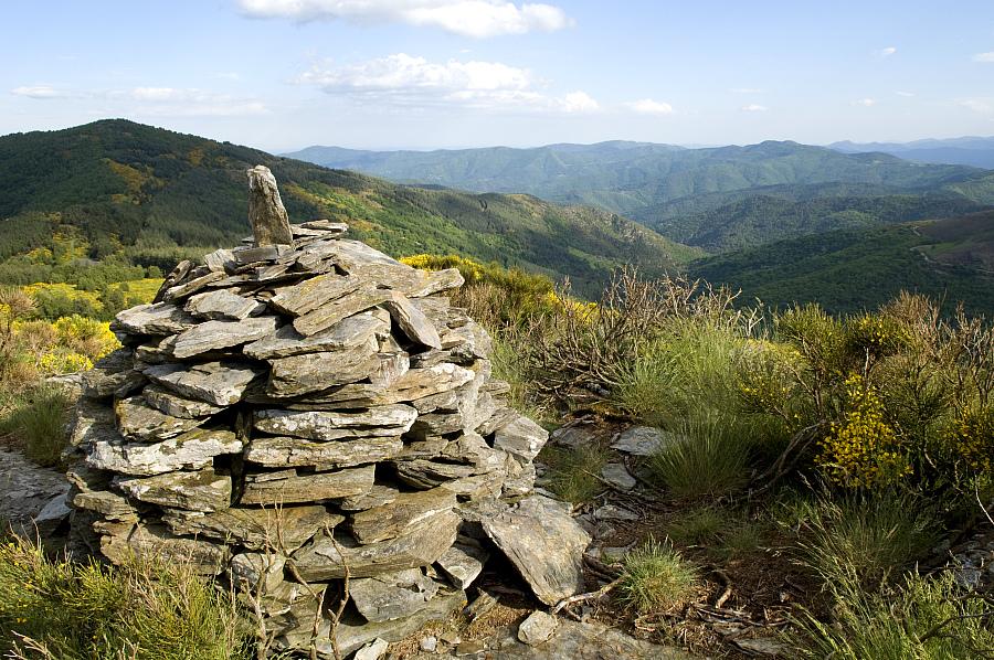 Le sentier GR 68, Tour du Mont Lozère