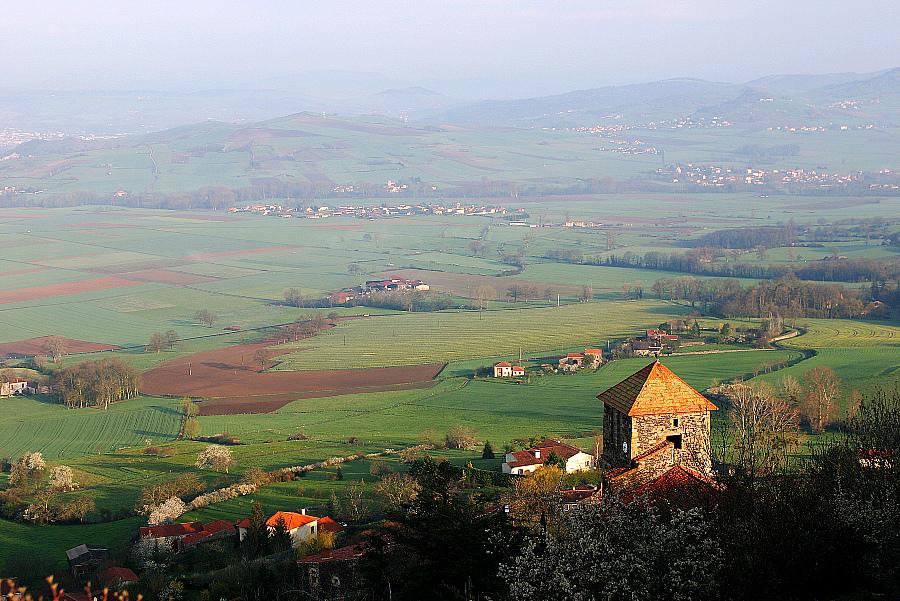Le sentier GR® de Pays du Val d'Allier B2
