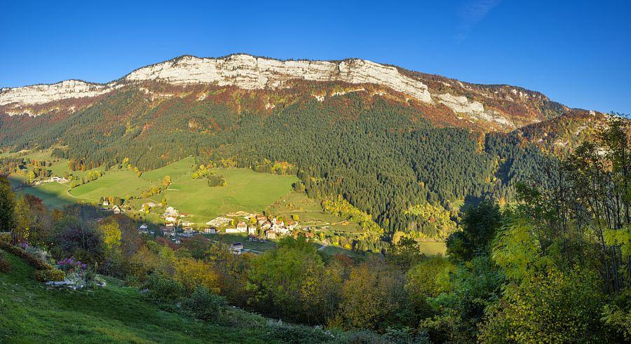 GR de Pays Tour des Quatre Montagnes