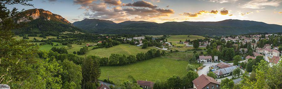 GR de Pays Tour du Vercors Drôme
