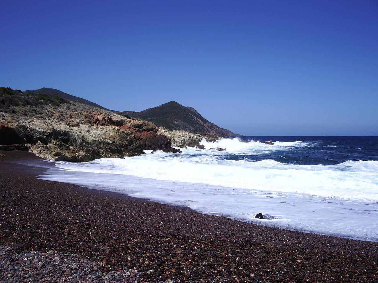 Le sentier Mare è Monti