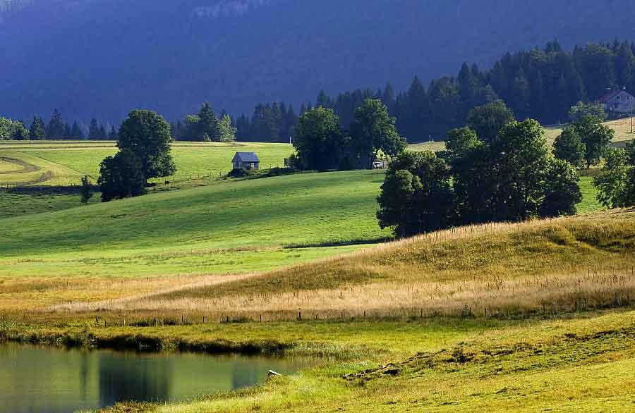 L'Échappée jurassienne, le Haut-Jura