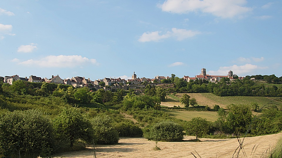 GR® 13, d'Avallon à Vézelay