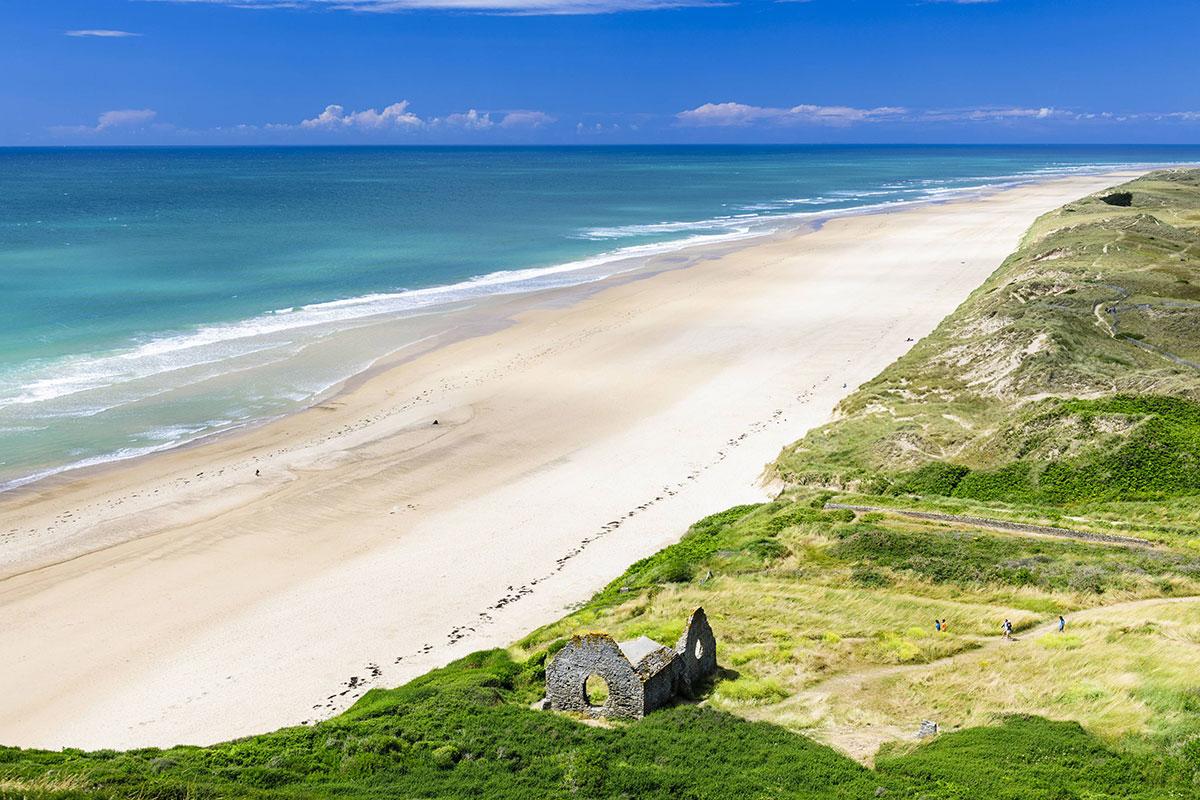 GR® 223, Entre havre et dunes de la côté ouest du Cotentin