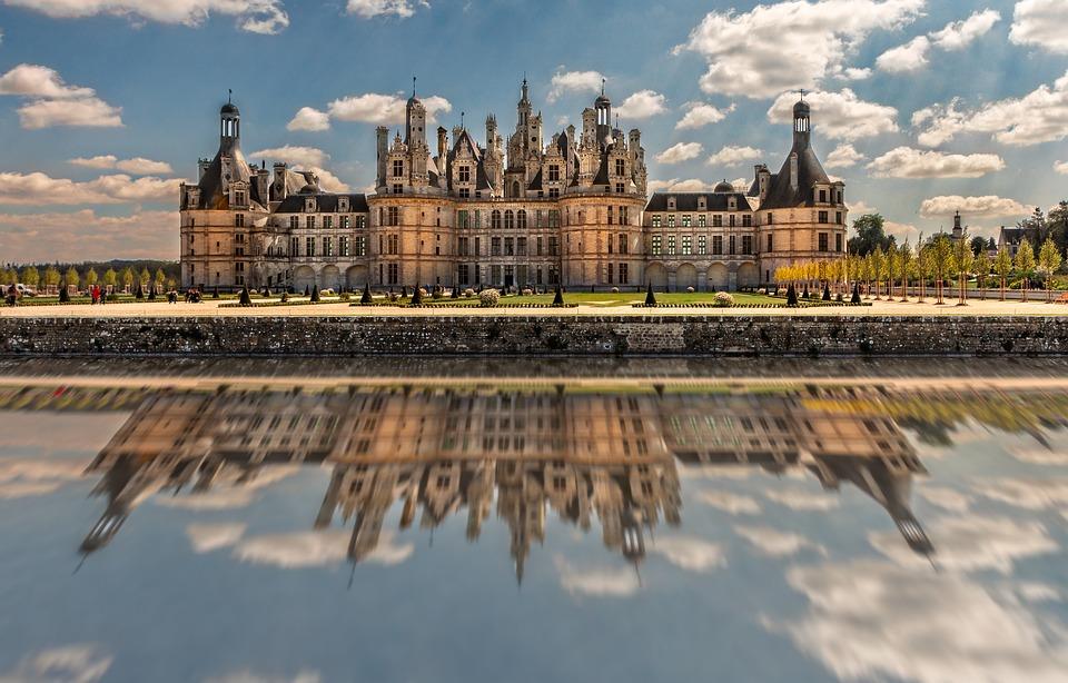 GR® 3, à la découverte des châteaux de Chambord et de Blois