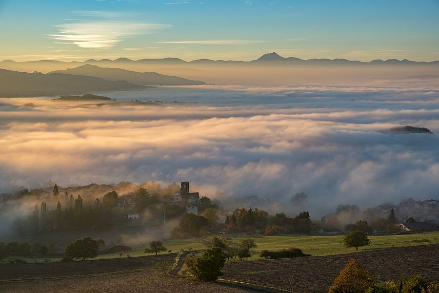 GR® 3, vallées du Lignon et Hautes-Chaumes