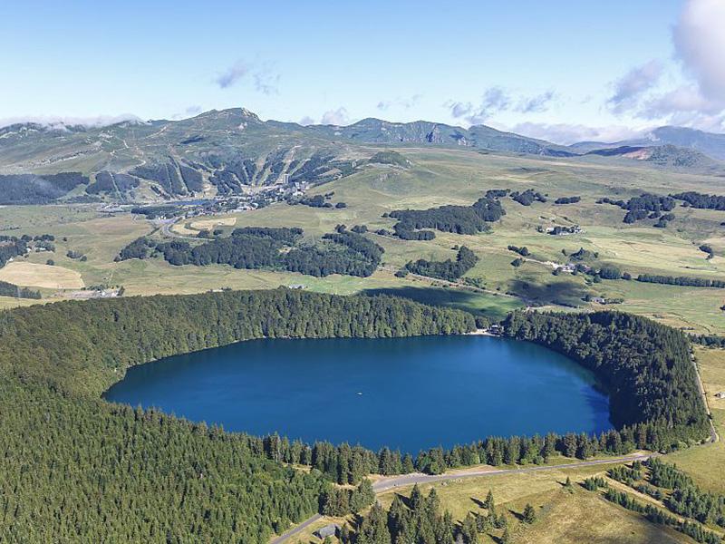 GR® 30 - Les lacs Pavin et Chauvet