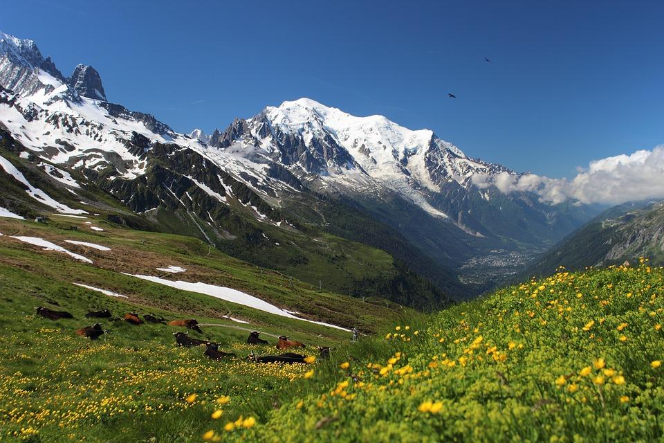GR® 5 du Chablais au Mont Blanc