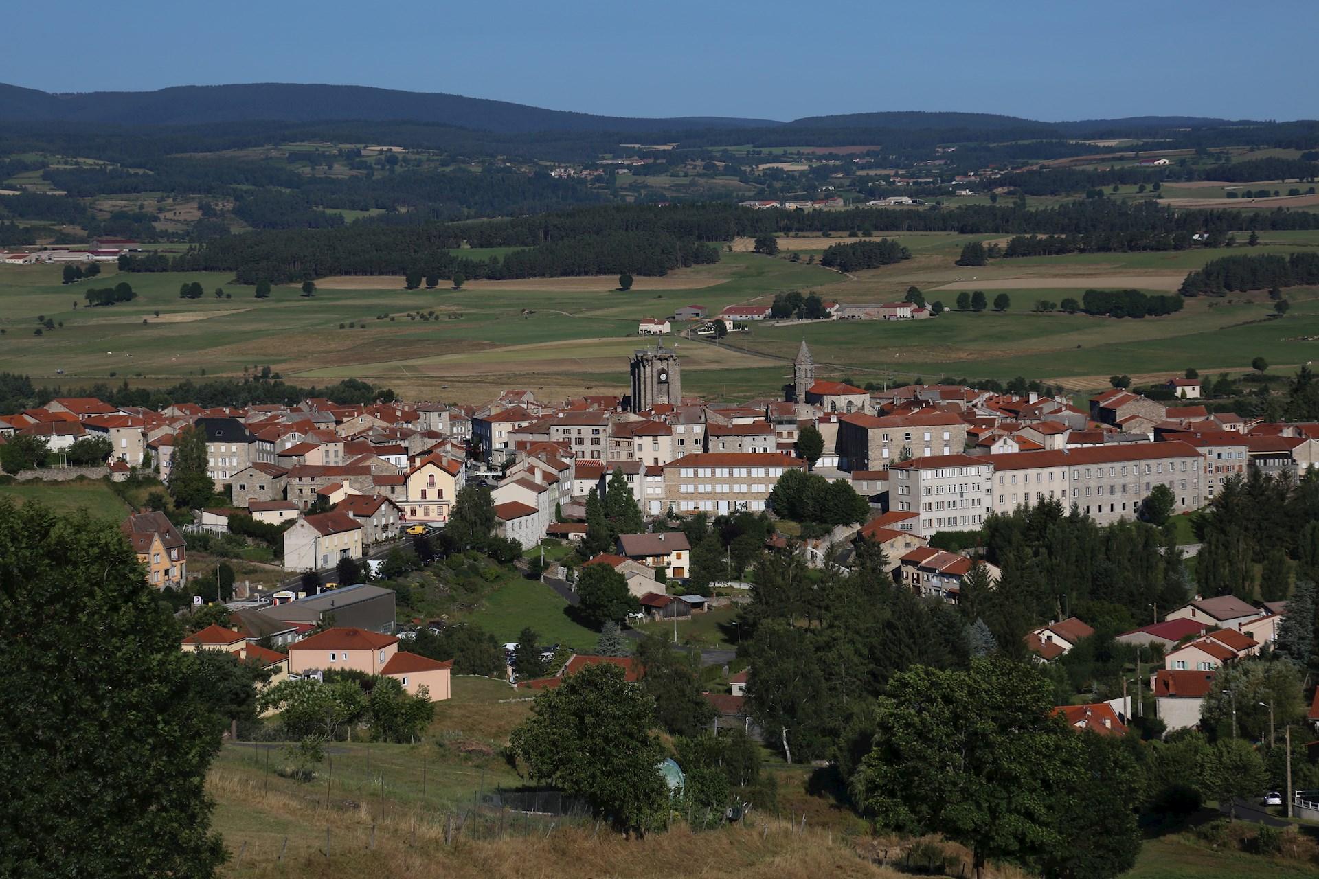 GR® 65 du Puy-en-Velay à Aumont-Aubrac