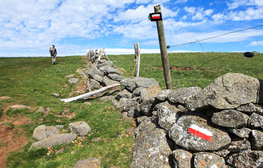 GR® 65, le chemin du Puy : l'appel de Compostelle